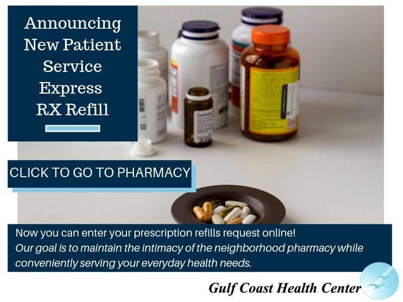 Non-Profit Healthcare | Southeast, TX | Gulf Coast Health Center